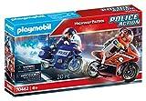 Motorradverfolgung