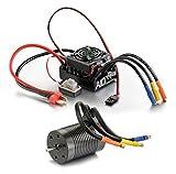 Absima 2120002 2120002-RC Car Brushless Combo Set Thrust Bleco 1:10