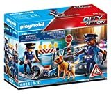PLAYMOBIL City Action 6924 Police-Straßensperre, ab 4 Jahren