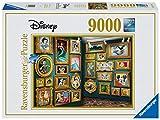 Ravensburger Puzzle 14973 - Disney Museum - 9000 Teile Puzzle für Erwachsene und Kinder ab 14 Jahren Disney Puzzle, Riesenpuzzle mit großer Teilezahl