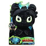 """Dragons Squeeze and Roar"""" - Ohnezahn, 28 cm großer Plüschdrache mit Soundeffekten, für Kinder ab 4 Jahren"""