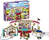 Schleich 42466 Horse Club Spielset - Große Pferdeshow , Spielzeug ab 5 Jahren