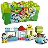LEGO 10913 DUPLO Classic Steinebox, Bauset mit Aufbewahrungsbox, erste Bausteine, Lernspielzeug für Kleinkinder ab 1,5 Jahren
