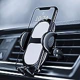 Eono by Amazon-Handyhalterung Auto, Handy Halterung für Auto Lüftung 360 Grad drehbare Handyhalterung, Entriegelung mit nur einem Tastendruck Universal Handy Halter für iPhone Huawei Galaxy