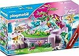 PLAYMOBIL Fairies 70555 Zaubersee im Feenland, Zum Bespielen mit Wasser, Für Kinder von 4 - 10 Jahren