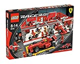 LEGO RACERS 8144 - Ferrari F1 Team, 726 Teile