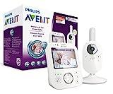 Philips AVENT SCD630/26 Video Babyphone, 3.5 zoll
