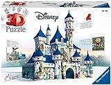 Ravensburger 3D Puzzle 12587 - Disney Schloss - 3D Puzzle für Erwachsene und Kinder ab 10 Jahren, Disney Fanartikel, mit 216 Teilen