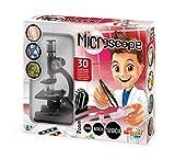 BUKI MS907B - Mikroskop 30 Experimente