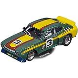 Carrera Evolution Ford Capri RS 3100 'No.3 1974 Rennauto   Slotcar im Maßstab 1:32   Front- und Rücklicht   Spielzeug für Kinder ab 8 Jahren