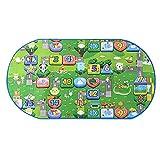 Aiong Zelt, tragbares Kinderzelt Cartoon Wigwam für Kinder Kinder Spielen Haus im Freien