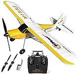 Top Race 4-Kanal Rc Flugzeug – Stunt Flying ferngesteuertes Flugzeug Spielzeug für Erwachsene und Kinder – Rollen und Schlaufen machen, einfach und bereit zum Fliegen