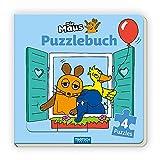 Trötsch Die Maus Puzzlebuch: Kinderbuch Beschäftigungsbuch Entdeckerbuch Puzzlebuch