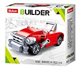 Sluban M38-B0920C Builder – 41 Stück, Mehrfarbig