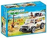 PLAYMOBIL Wild Life 6798 Safari-Geländewagen mit Seilwinde, Ab 4 Jahren [Exklusiv bei Amazon]