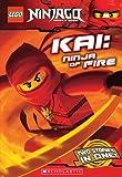 Kai, Ninja of Fire (LEGO Ninjago: Chapter Book) (English Edition)