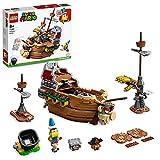 LEGO 71391 Super Mario Bowsers Luftschiff – Erweiterungsset, baubares Kinderspielzeug zum Sammeln, Geschenkidee mit 3 Figuren