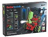 fischertechnik Bausatz Robotics Smarttech mit coolen Omniwheels - 9 spannende Roboter Modelle zum Bauen und Programmieren für Kinder ab 10 Jahren