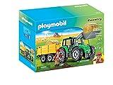 PLAYMOBIL Country 9317 Traktor mit Anhänger, Ab 4 Jahren