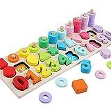 Toy Denkspiel Babyspielzeug, pädagogisches Spielzeug, Digitale Puzzles, Mädchen, intellektuelle Entwicklung, Brainstorming, frühe Bildung, Bausteine, Spielzeug Bausteine