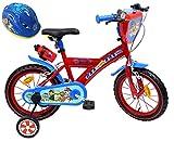 Eden-Bikes Fahrrad 35,6 cm (14 Zoll), Jungen, Paw Patrol, 2 Bremsen, PB/Kanister hinten, für Kinder, Mehrfarbig, 14 Zoll