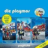 Die Playmos - Die große Feuerwehrbox (Original Playmobil Hörspiele)