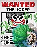 MINI POSTER 40x50 - LEGO BATMAN WANTED THE JOKER (1 ACCES)