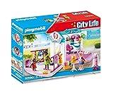 PLAYMOBIL City Life 70590 Fashion Design Studio, Für Kinder von 5 - 12 Jahren