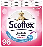 Scottex Toilettenpapier - 96 Rollen