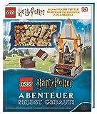 LEGO® Harry Potter™ Abenteuer selbst gebaut!: Buch mit Harry Potter Minifigur und exklusivem 2-in-1-Modell