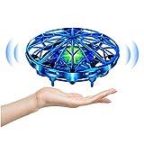 Kizmyee UFO Flying Ball (blau)