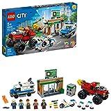 LEGO City 60245 - Police Monster Truck Raub (262 Teile)
