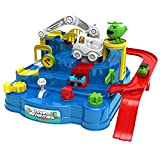 Track Cars Spielzeug für Kinder -Spielzeug ab 3 4 5 6 7 8 Jahre/Labyrinth Spiel Car Adventure/Puzzle-Autobahnen Vorschule Lernspielzeug/Geschicklichkeitsspiel/Kinder (#1)