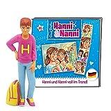 tonies Hörfigur für Toniebox, Hanni und Nanni – Voll im Trend, Hörspiel für Kinder ab 7 Jahren, Spielzeit ca. 63 Minuten