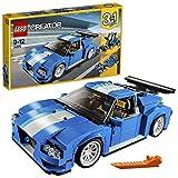 Lego Creator 31070 - 'Turborennwagen Konstruktionsspiel, bunt