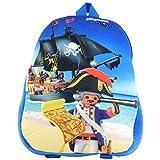 Playmobil – Rucksack Piraten Tasche Kinder mit Piraten Motiv Ranzen