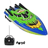 Kinder Erwachsene Fernbedienung Boote / Pools, Seen, Flüsse, 2,4 GHz Radio Control Boat / Hochgeschwindigkeitsfernbedienungsboot