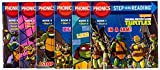 Phonics Power! (Teenage Mutant Ninja Turtles) (Step into Reading)