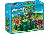Playmobil Wild Life Gorillas and Okapis with Film Maker Spielzeug-Sets für Kinder (4 Jahre (e), Kind, 10 Jahre (e))