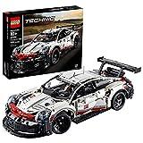 Technic Lego Porsche 911 RSR 42096 Bauset, Neu 2019 (1580 Teile)