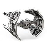 Bemannter Titan-Abfangjäger Modell Star Wars-Serie 1212 Teile Bauset MOC Exklusives Sammlermodell, Kompatibel Mit Lego Star Wars