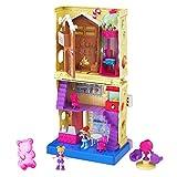 Polly Pocket GKL57 - Pollyville Süßigkeitenladen, Spielzeug ab 4 Jahren