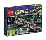 LEGO 79102 - Teenage Mutant Ninja Turtles, Verfolgungsjagd