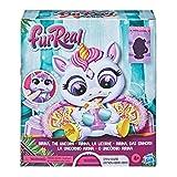 Hasbro FurReal Airina das Einhorn interaktives Fütterungsspielzeug, Lichter und Geräusche, ab 4 Jahren