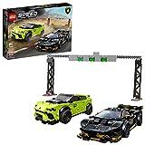 Lego Speed Champions - 76899 Lambo Urus ST-X & Lambo Huracán Super Trofeo EVO (663 Teile)