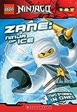 Zane, Ninja of Ice (LEGO Ninjago: Chapter Book) (English Edition)