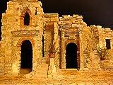 Unbekannt Krippenbausatz Nazareth, Orientalische Weihnachtskrippe, Bausatz, Krippenbau, Krippe selber Bauen