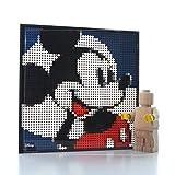 "FiguWorld SafePlate Lego® Art Set ""Disney's Mickey Mouse"" 31202 T/B 383x383 07001"
