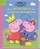 Peppa Pig: Das große Buch mit den besten Geschichten: Mit 16 Vorlesegeschichten | Für Kinder ab 3 Jahren, Mit 16 Vorlesegeschichten