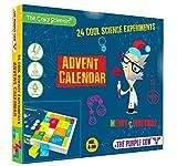 THE PURPLE COW Adventskalender 2021 für Kinder mit 24 Wissenschaftsexperimenten , Alter 8 - 99